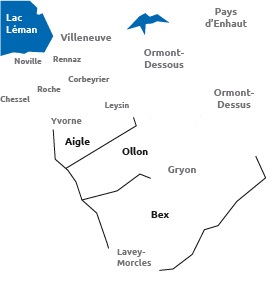EPOC: La police du Chablais Vaudois